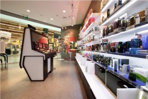 Lojas de perfume no Porto