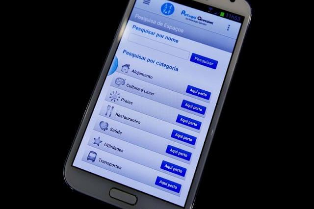 Sites e aplicativos para deficientes físicos no Porto