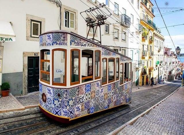 Lisboa em março