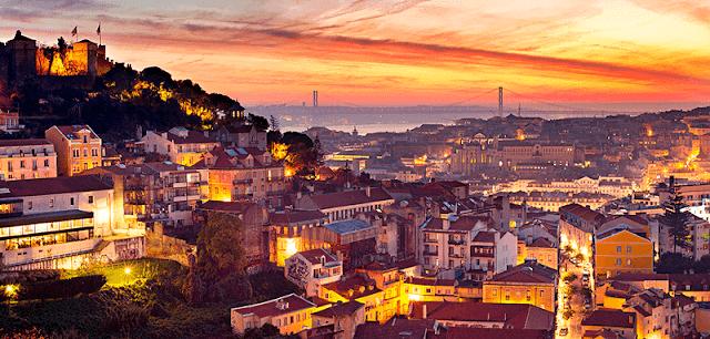Lisboa em outubro