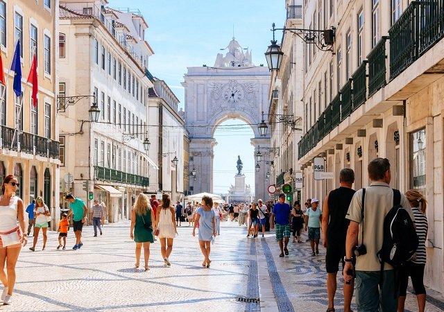 Lisboa em setembro