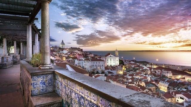 Mirante de Lisboa