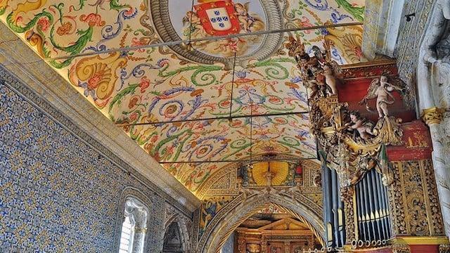 Capela de São Miguel em Coimbra