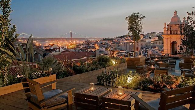 Park Bar em Lisboa