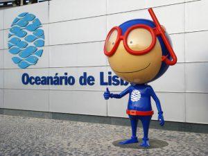 Oceanário em Lisboa