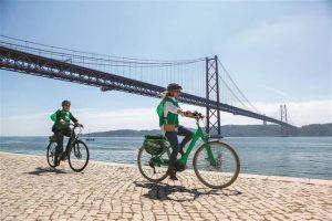 Lisboa de Bicicleta