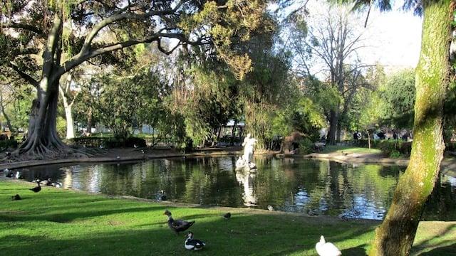 Parque em Lisboa