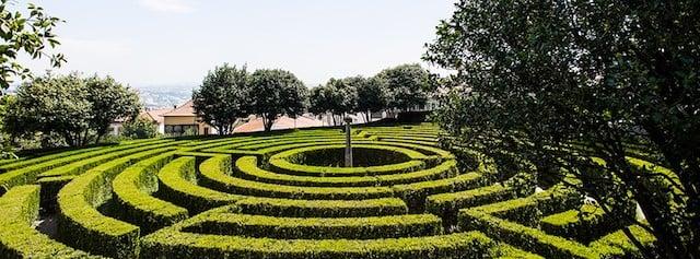 Parque de São Roque no Porto