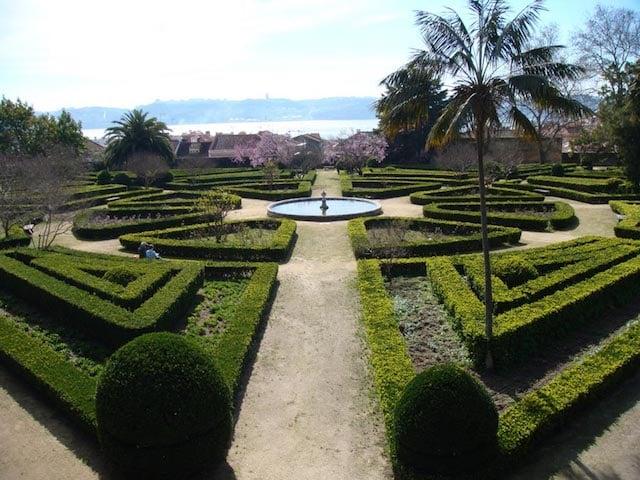 Jardim Botânico de Ajuda