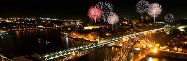 Ano Novo no Porto