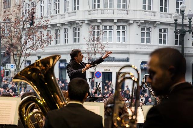Concertos de Ano Novo no Porto