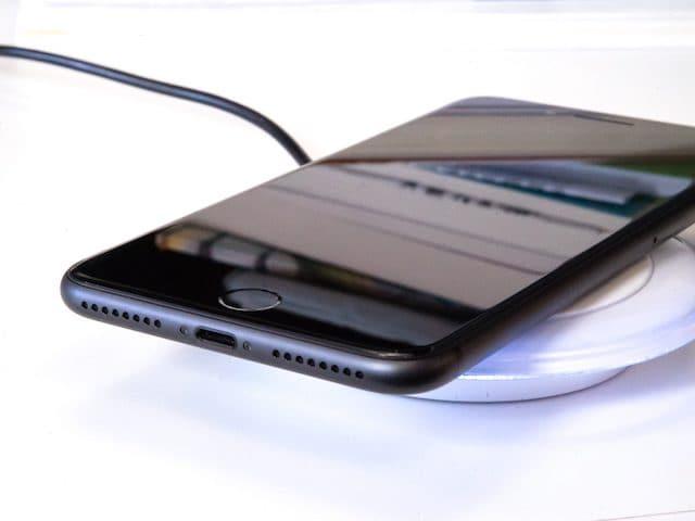Carregador iPhone 8