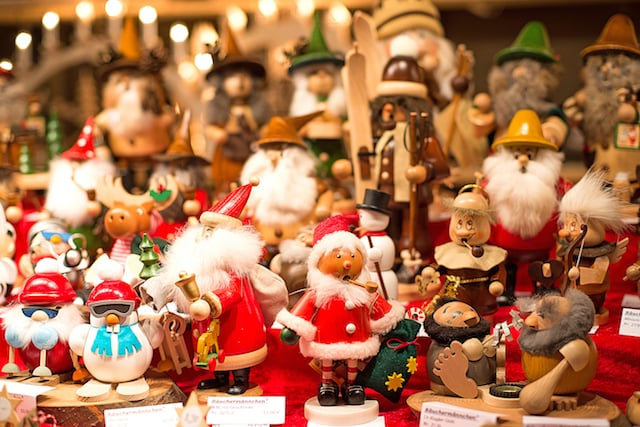 Mercado Christmas Market no Porto