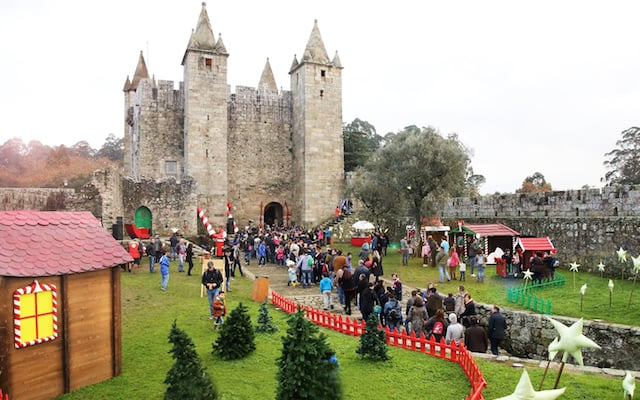 Natal de Perlim em Santa Maria da Feira