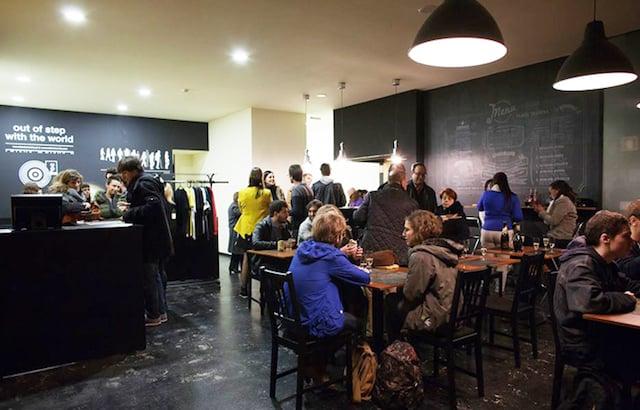 Restaurante Black Mamba no Porto