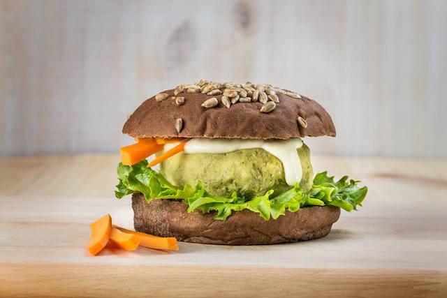 Restaurante Vegana Burgers em Lisboa