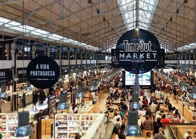 Mercado da Ribeira / Time Out Market