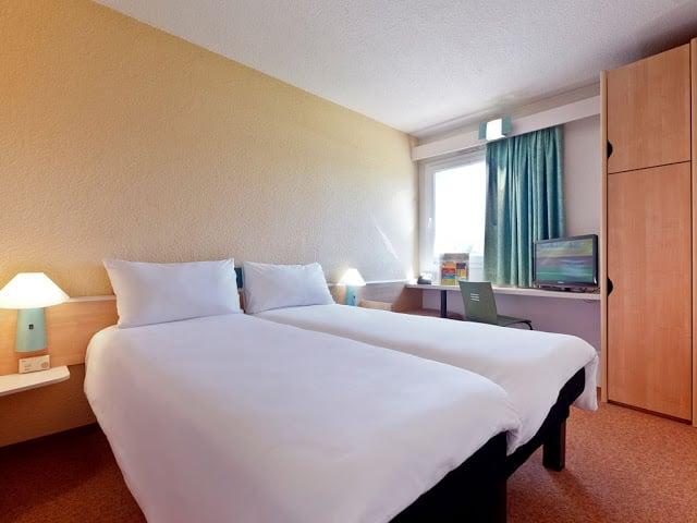 Hotel Ibis Guimarães - quarto