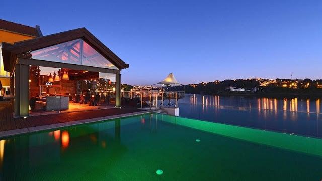 Hotel Pestana Palácio do Freixo - piscina