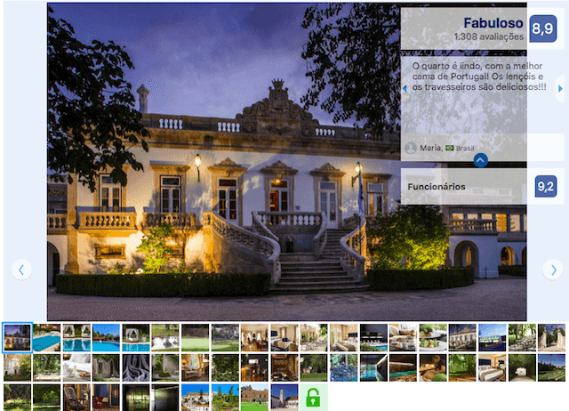 Hotel Quinta das Lágrimas em Coimbra