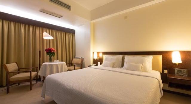 Hotel São José em Fátima - quarto