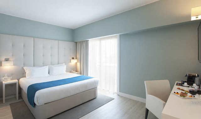 Lutecia Smart Design Hotel em Lisboa - quarto
