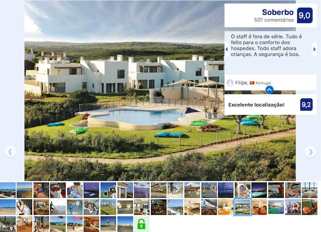 Hotel Martinhal Sagres Beach Family Resort em Sagres - Algarve