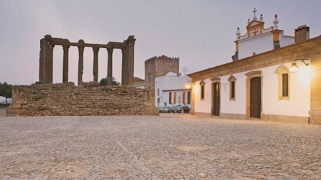 Dicas de hotéis em Évora: centro