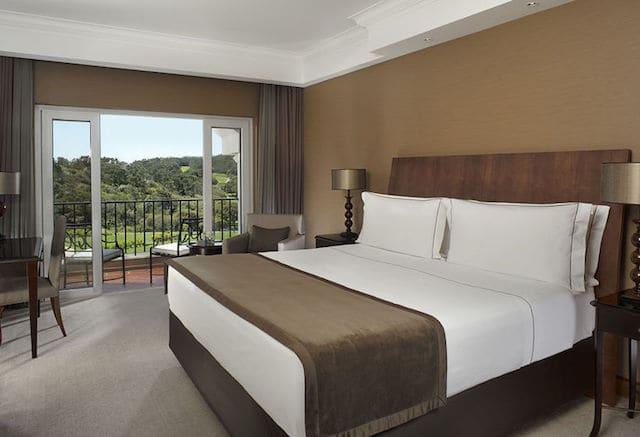 Hotel Penha Longa Resort em Sintra - quarto