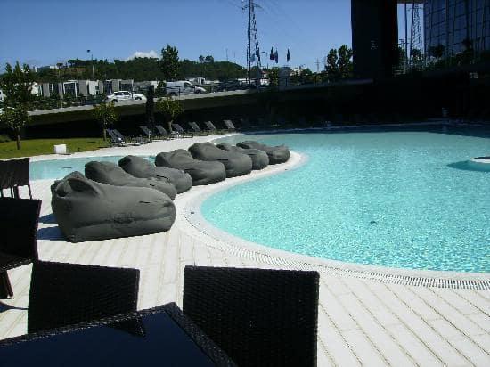 Hotel de luxo em Braga