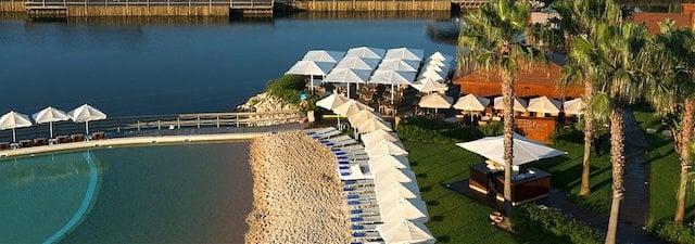 Hotel de luxo Algarve