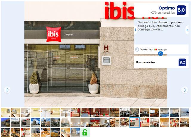 Hotel Ibis Bragança