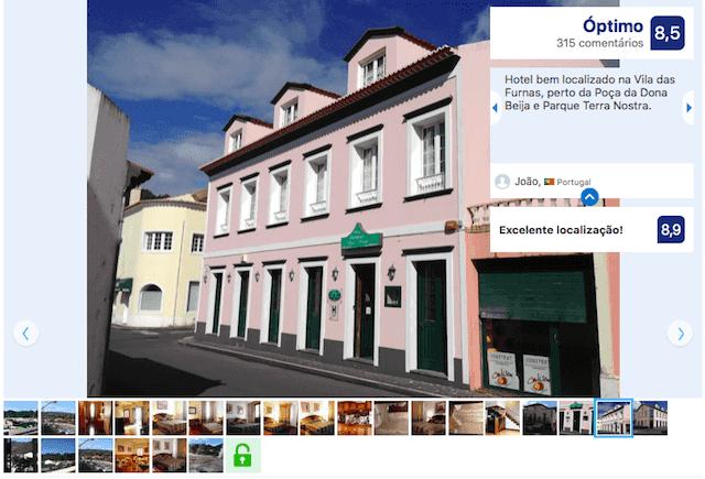 Hotel Vale Verde nos Açores