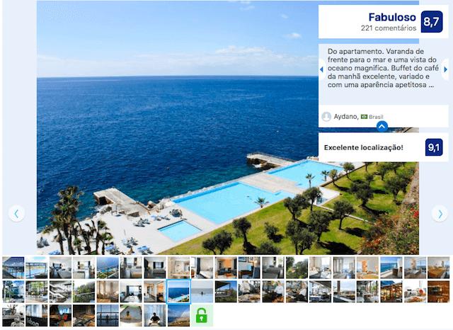 Hotel Vidamar Resorts na Madeira