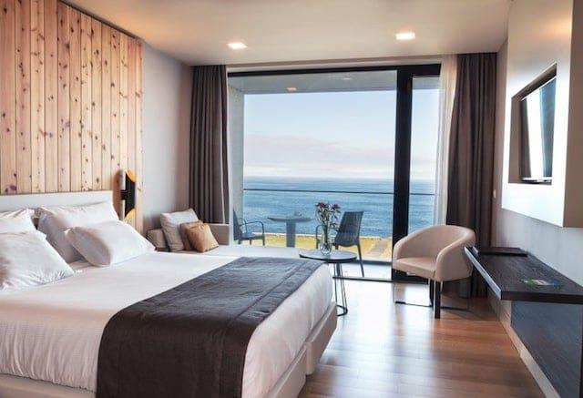 Hotéis de Luxo nos Açores