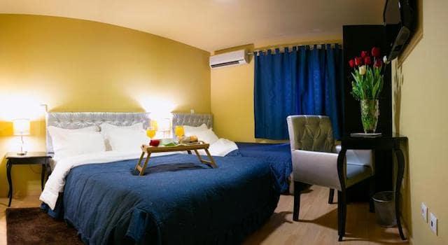 Hotel Tulipa em Bragança - quarto