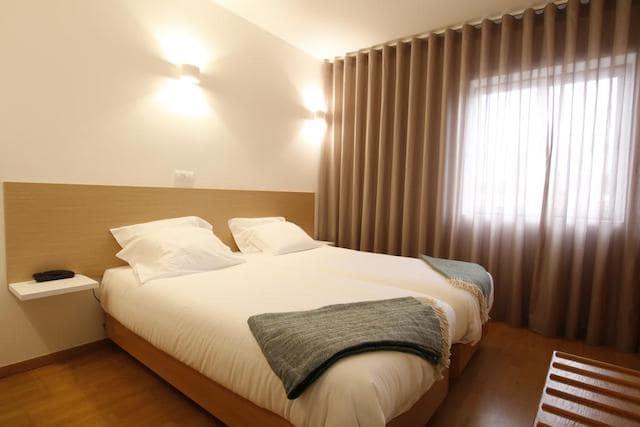 Baixa Hotel em Bragança - quarto