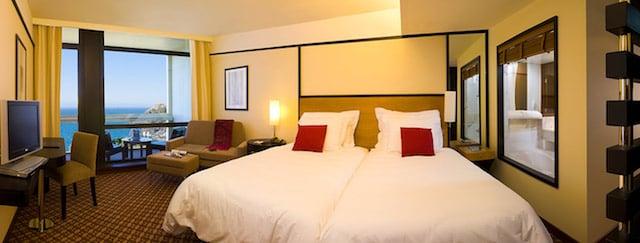 Pestana Casino Park Hotel & Casino na Madeira - quarto