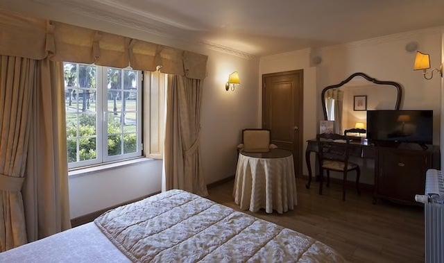 Hotel Club d'Azeitão em Setúbal - quarto