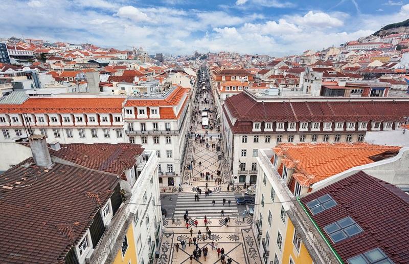 Lisboa vista do alto
