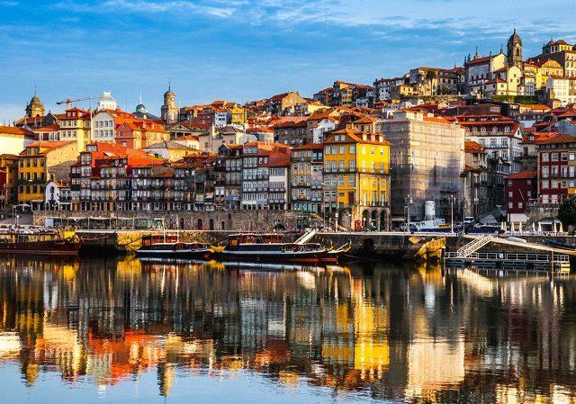 Roteiro de sete dias em Portugal