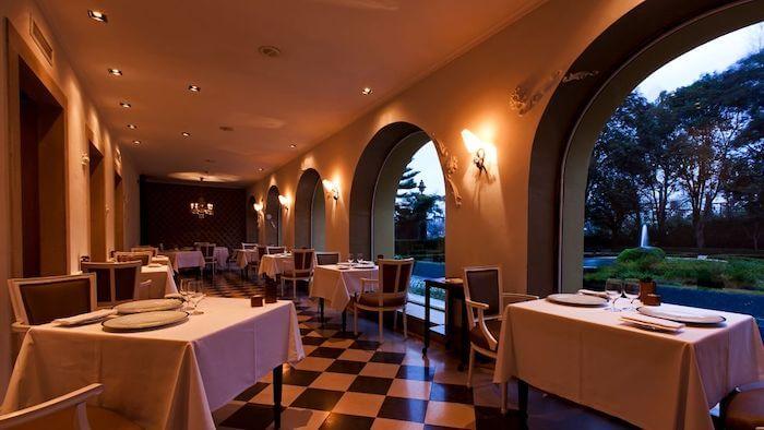 Restaurante Arcadas em Coimbra