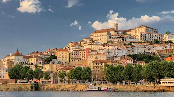 Verão em Coimbra