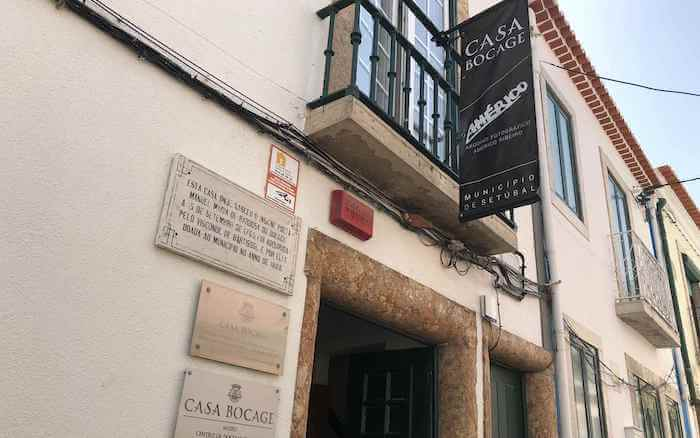 Museu Casa do Bocage em Setúbal