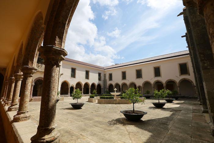Convento de Jesus em Setúbal