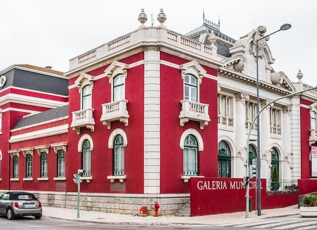 Galeria Municipal do Banco de Portugal em Setúbal