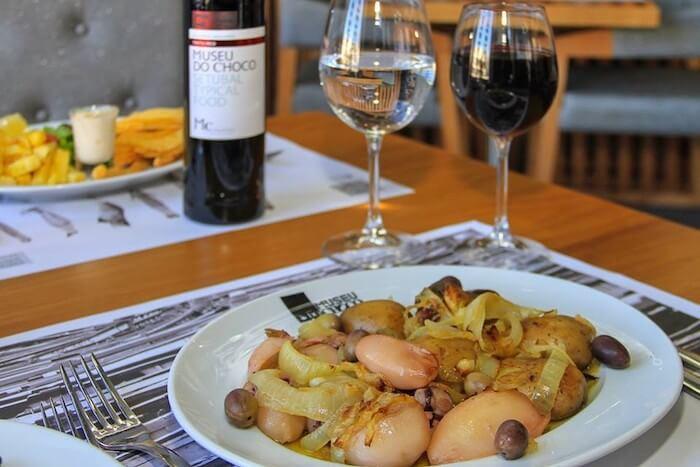 Restaurante Museu do Choco em Setúbal