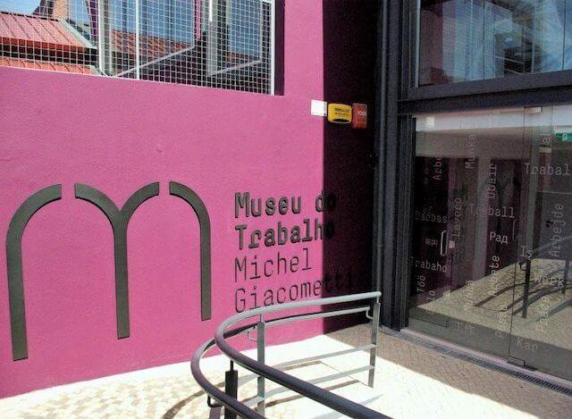 Museu do TrabalhoMichel Giacomettiem Setúbal