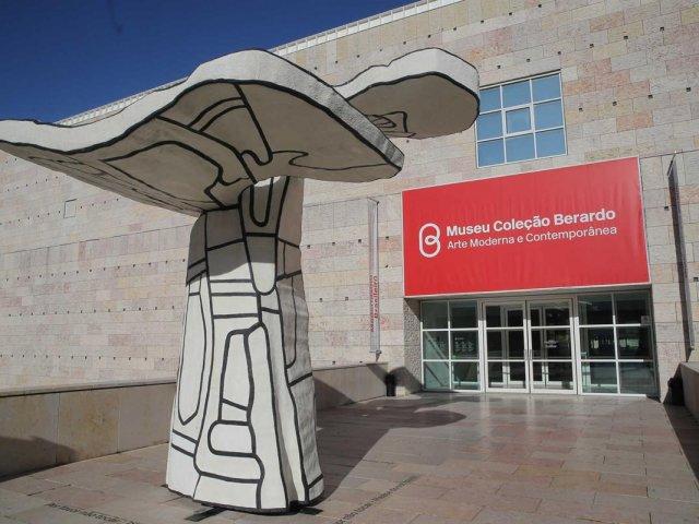 Museu Coleção Berardo em Lisboa