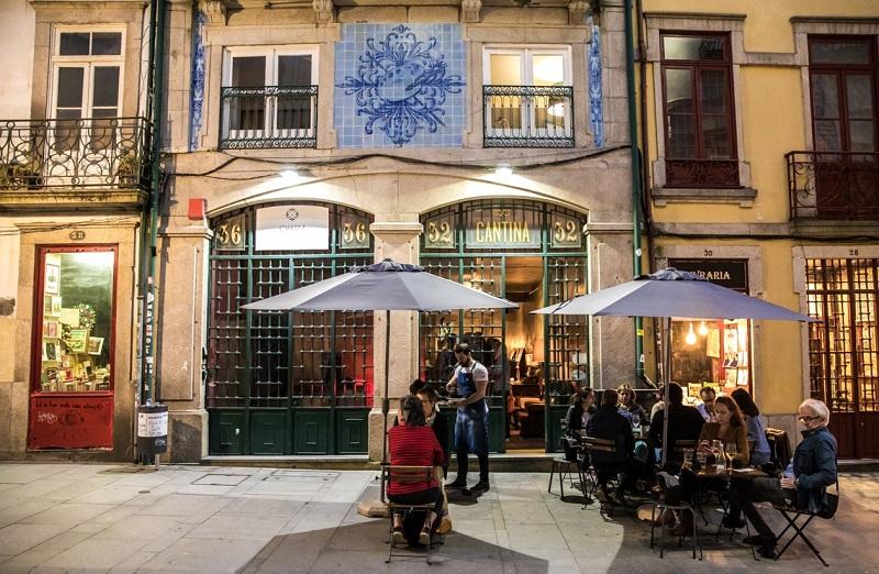 Cantina 32 no Porto